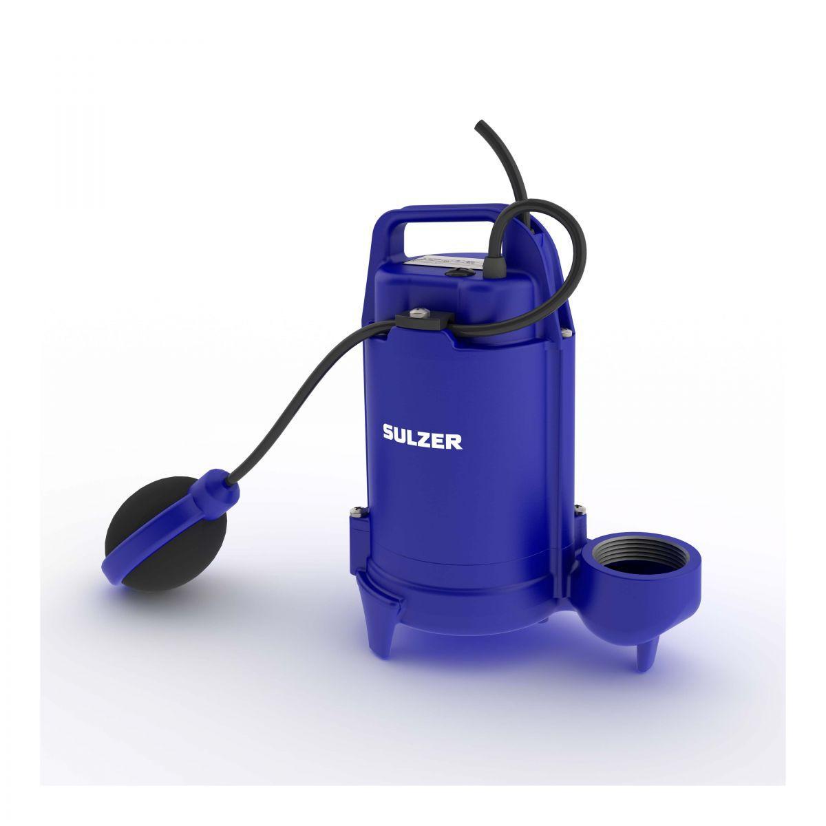 Bomba UNI 100 Sulzer ABS com Automático de Nível