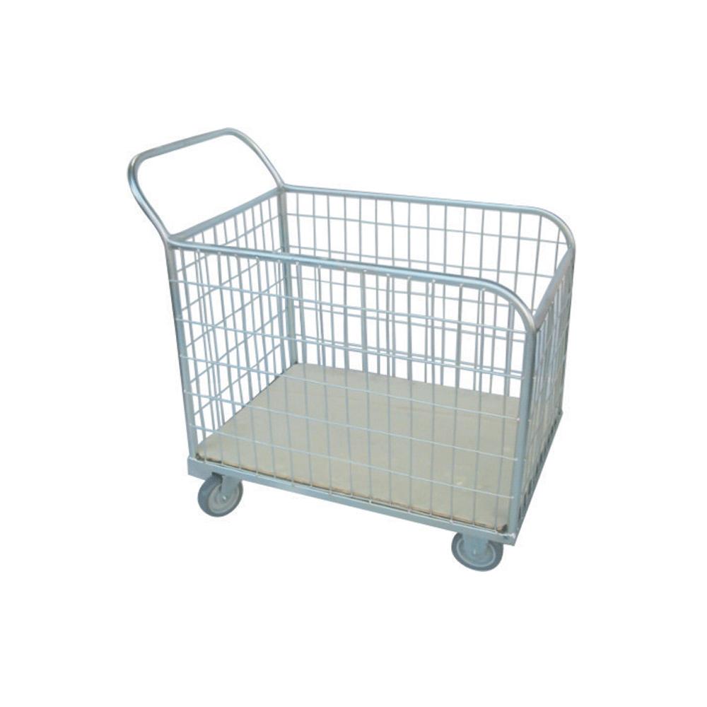 Carrinho Abastecimento pequeno 300 Kg c/rodízio série L 514 BPN