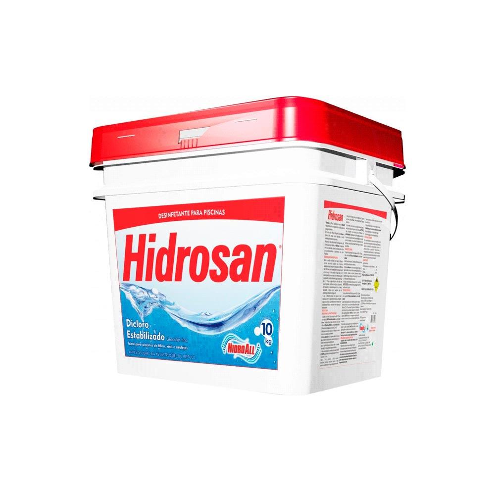 Cloro Hidrosan Plus 10 KG