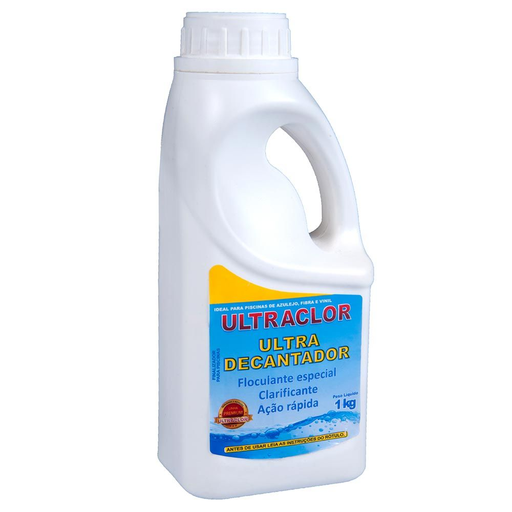 Decantador Ultraclor 1KG