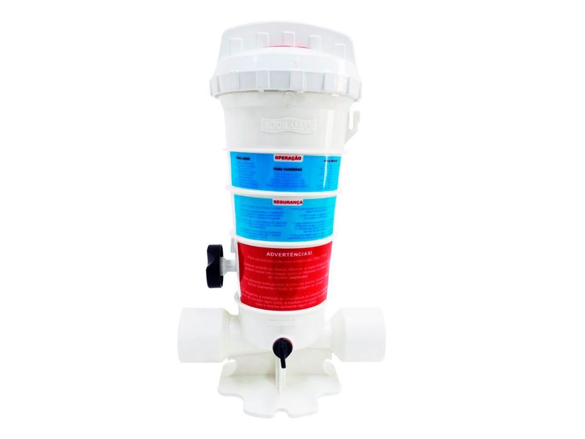 Dosador de Cloro Automático Sodramar