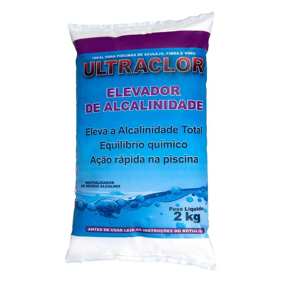 Elevador de Alcalinidade Ultraclor 2KG