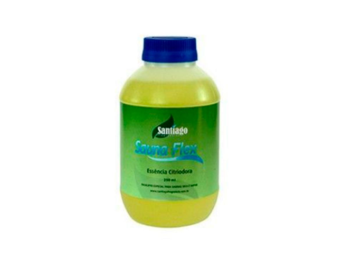 Essência Citriodora 250ml Sauna Flex