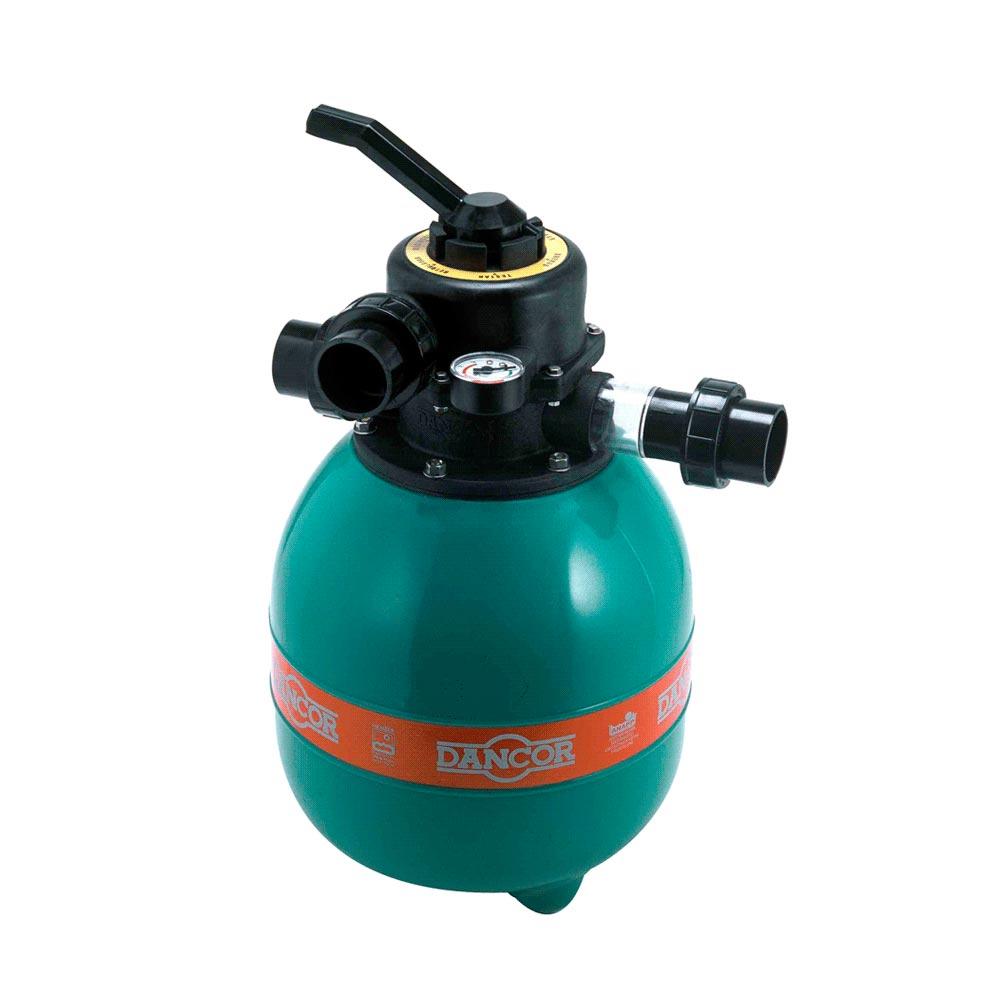Filtro DANCOR DFR 11 1/4 CV - Monofásico - Sem Bomba