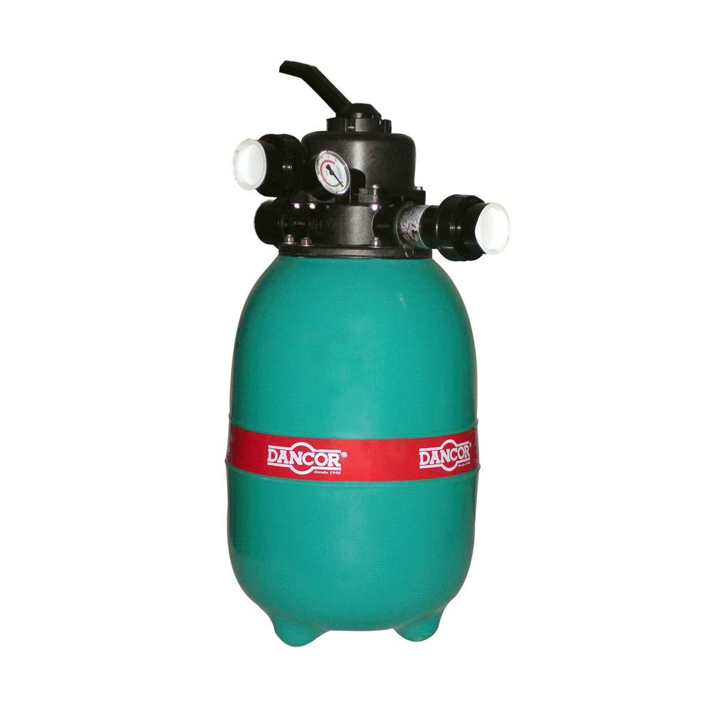 Filtro DANCOR DFR 12 1/4 CV - Monofásico - Sem Bomba