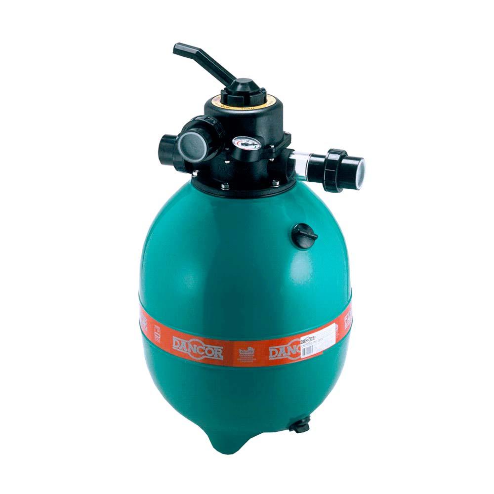 Filtro DANCOR DFR 15-7 1/2 CV - Monofásico - Com Bomba