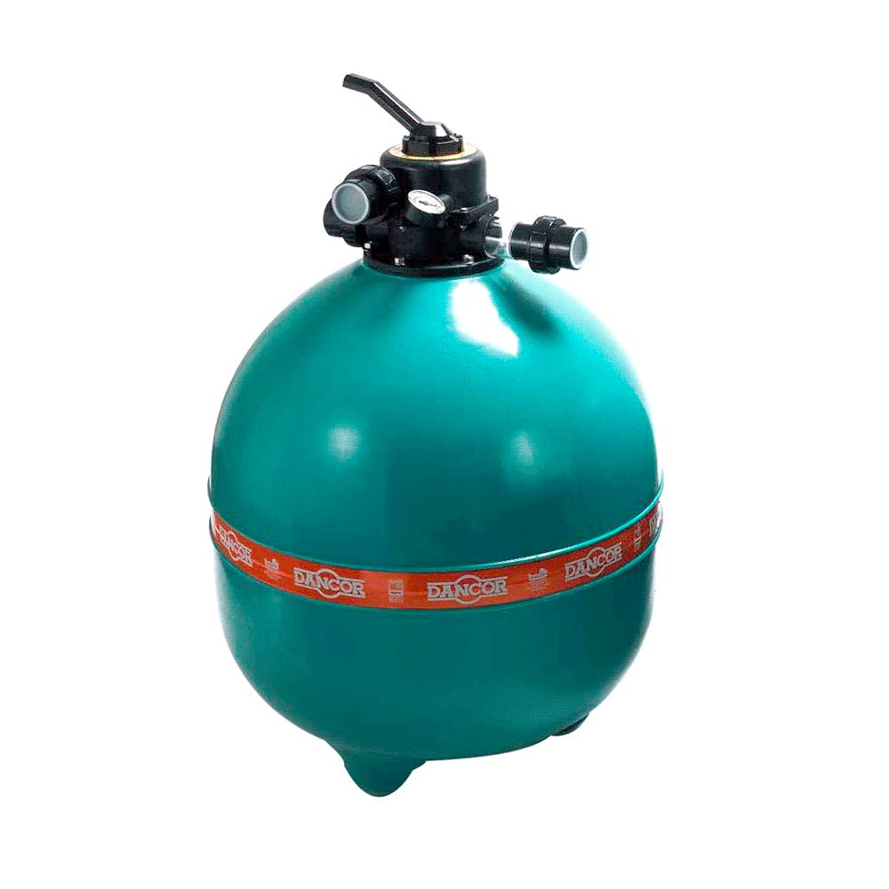 Filtro DANCOR DFR 24-13 1 1/2 CV - Monofásico - Com Bomba