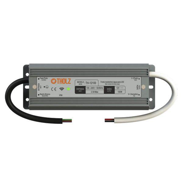 Fonte para lâmpada de Led Tholz 100W