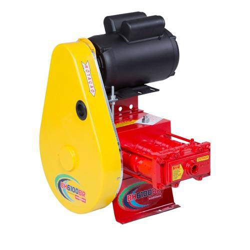 Lavadora Hidromar BH 6100 + Compressor Motomil  20/200