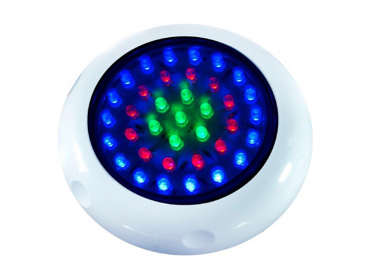 LED 37 Lâmpadas ABS Brustec