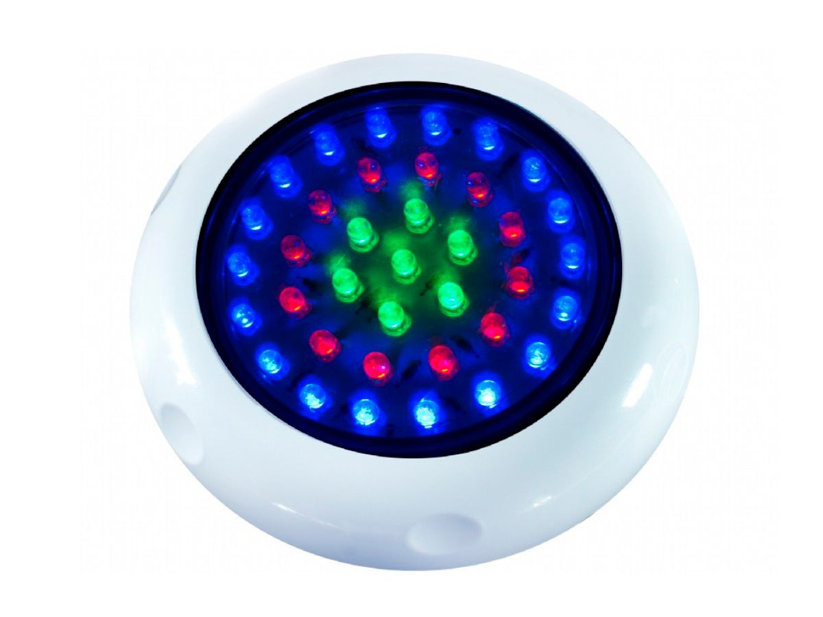 LED 37 Lâmpadas ABS Brustec