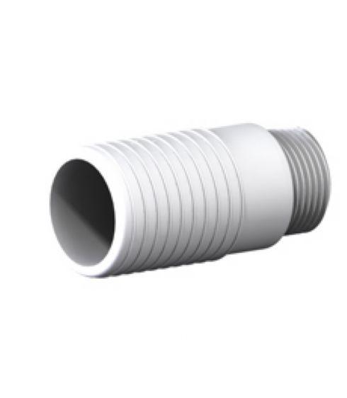 Luva plástica para Dispositivo Aspiração 50mm Sodramar