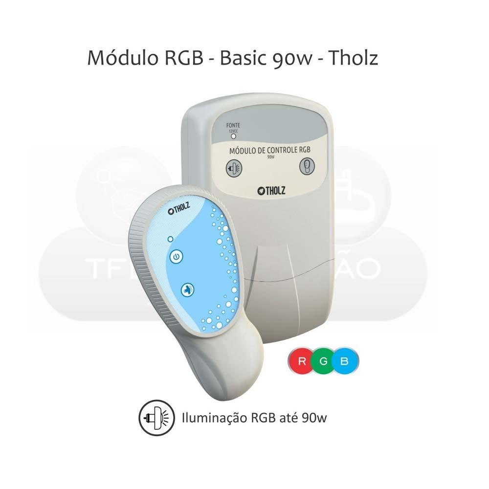 Módulo RGB 90W Basic MCX1249N-12VCC Tholz