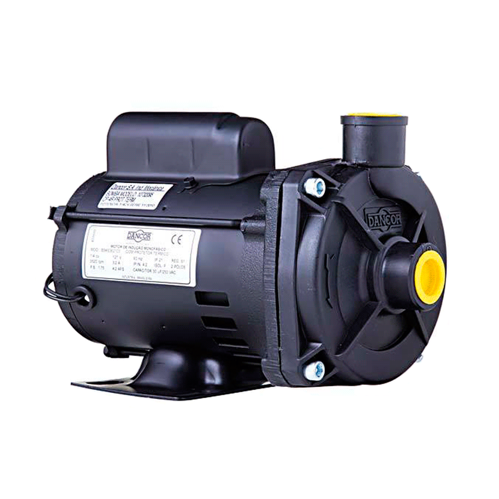Motobomba DANCOR CP-4C 1/2 CV Monofásico 220V