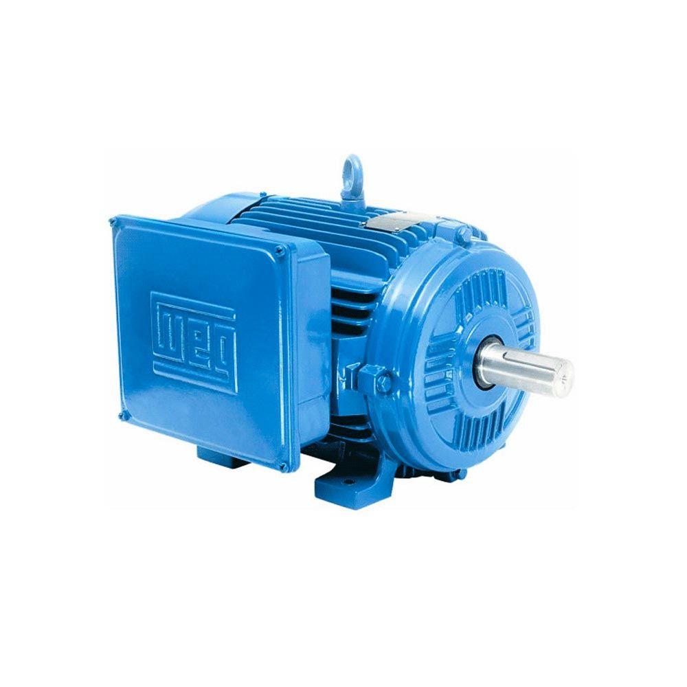 Motor elétrico 15 cv monofásico 3500 RPM Blindado WEG