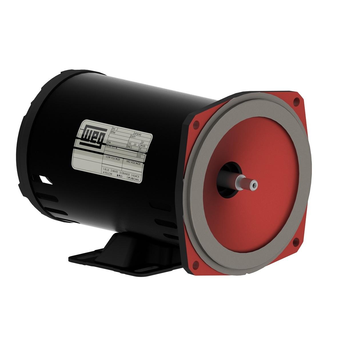 Motor Elétrico WEG Para Bomba Piscina 1/2 Cv Monofásico 110/220v
