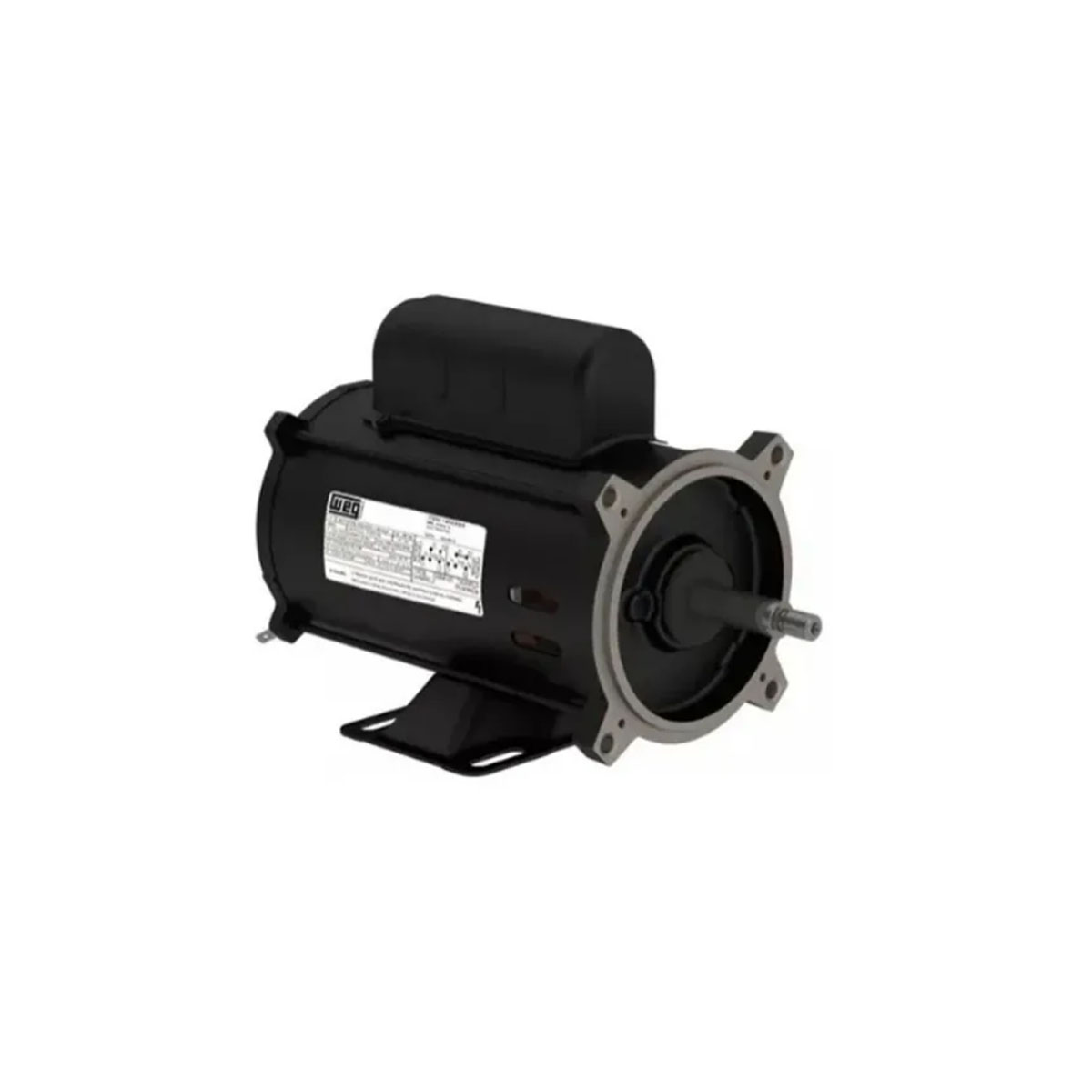 Motor Elétrico WEG Para Bomba Piscina 1/3 Cv Monofásico 110/220v