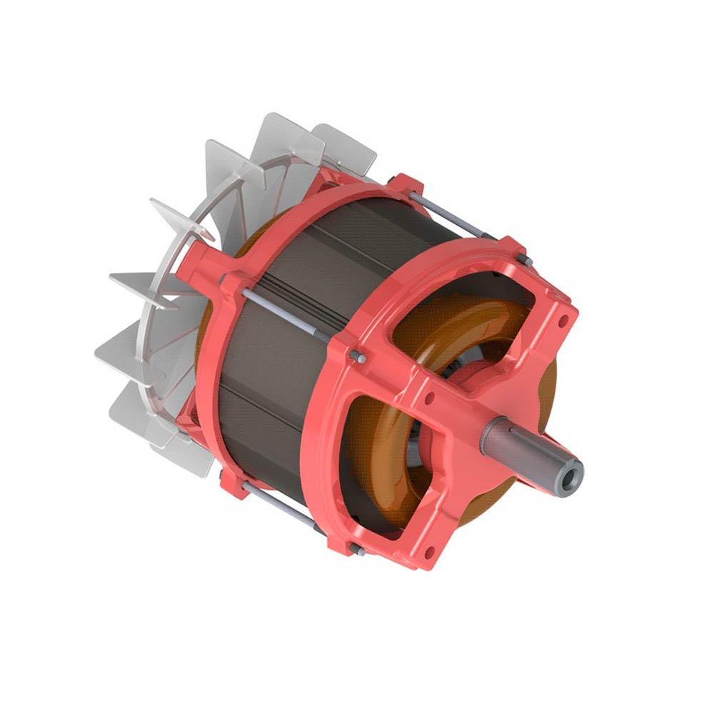 Motor WEG - IP 00 - Motoceifador