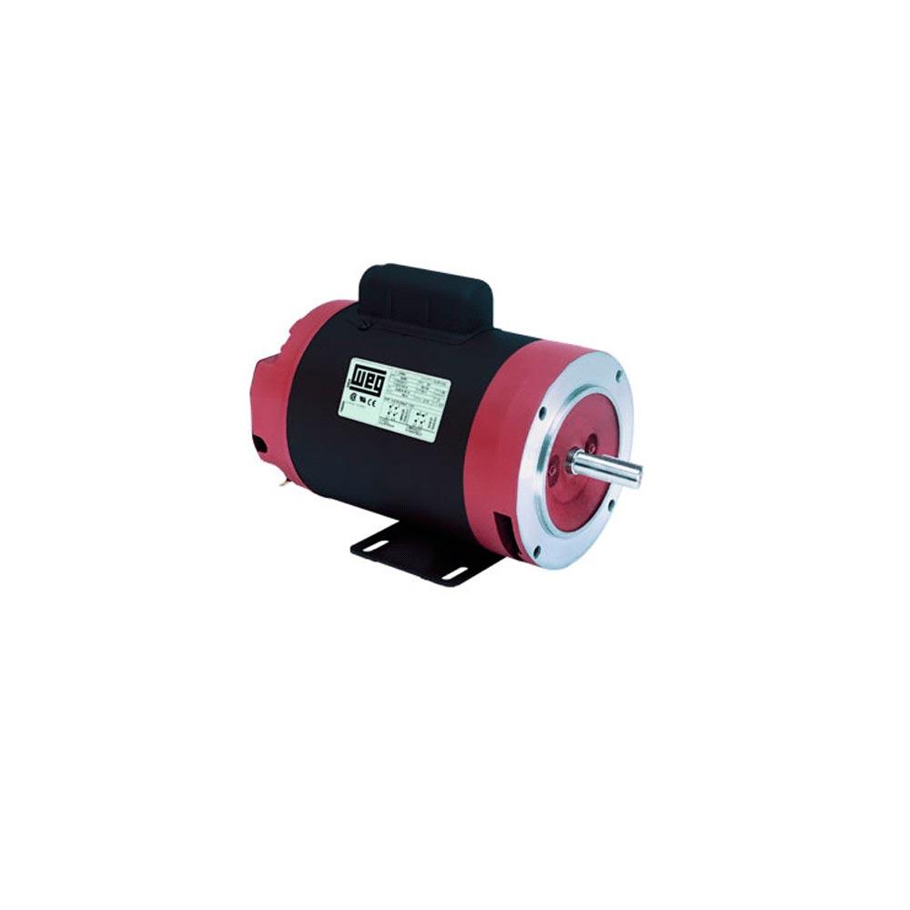 Motor WEG WJet Pump - Capacitor de Partida - forma