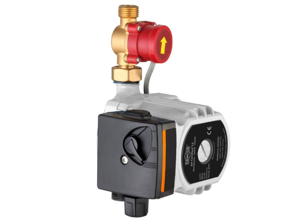 Pressurizador Dancor JET COMFORT 12 245W 227V Monofásico