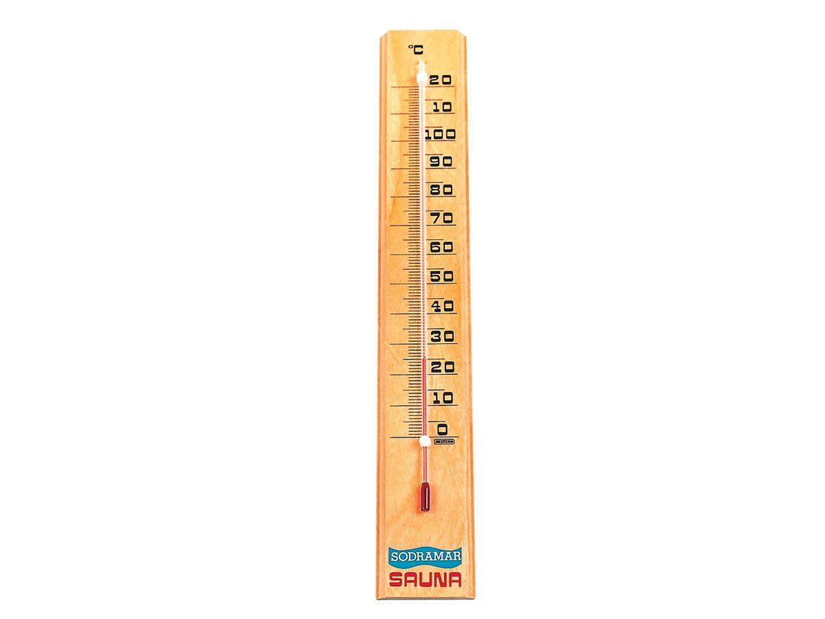 Termômetro para Sauna Seca Sodramar