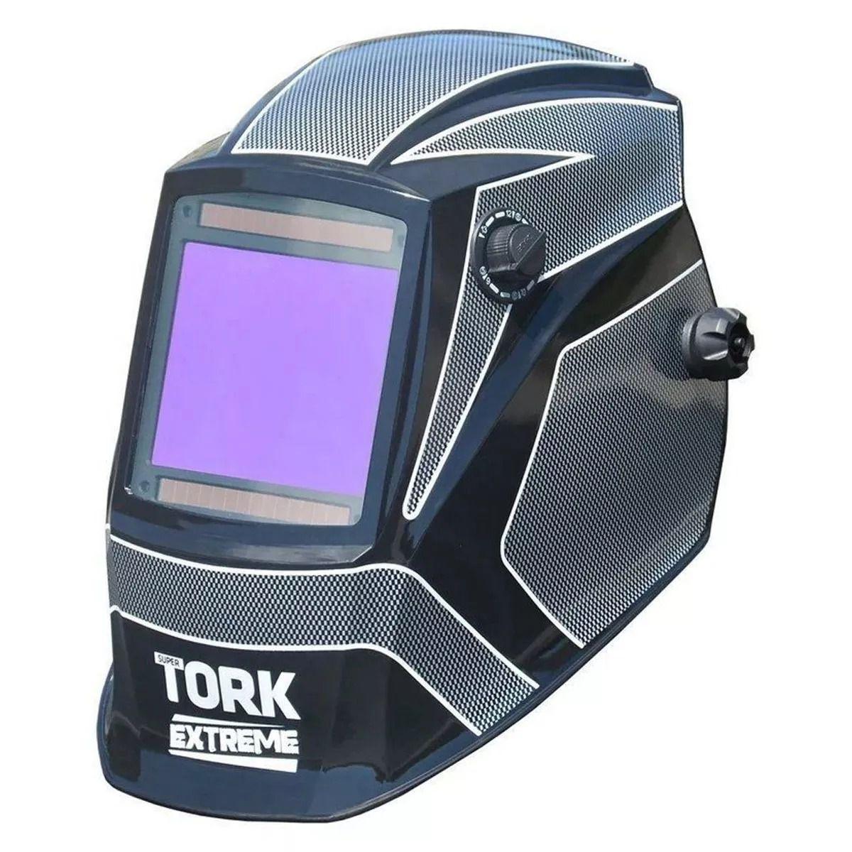 Máscara de Solda Com Escurecimento Automático Tork Msea-1103