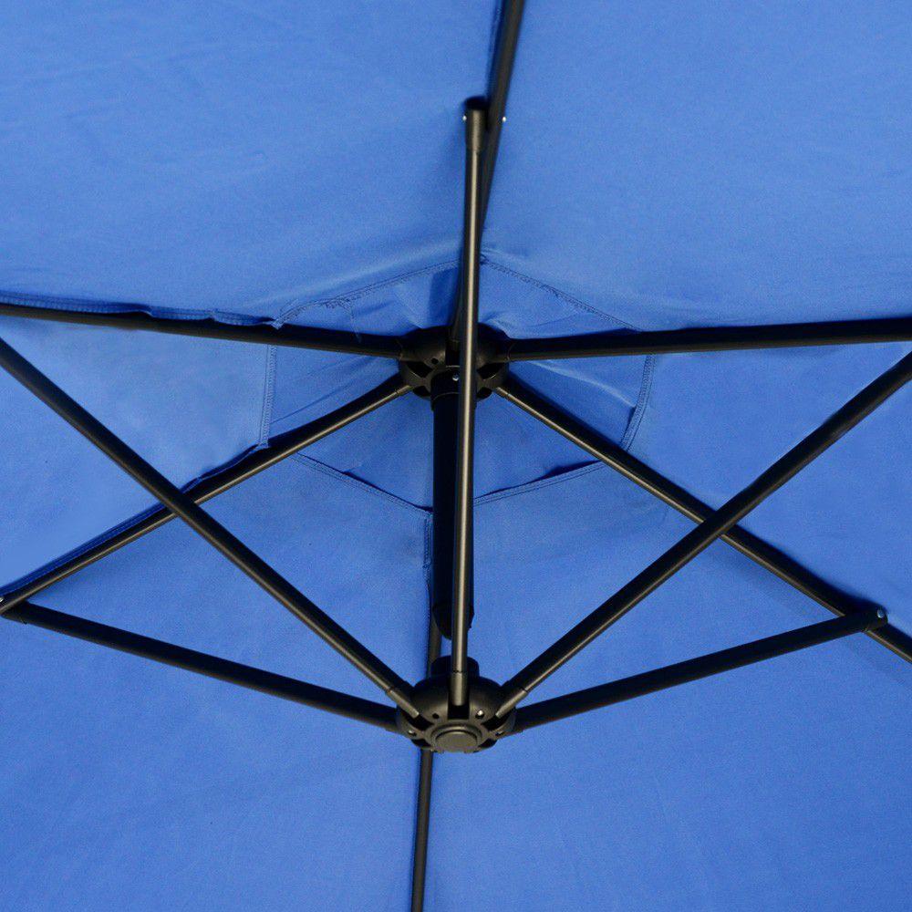 Ultraclor Ombrelone Garden Hanging 3,00 Metros