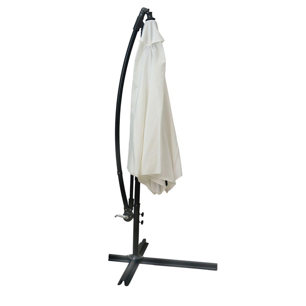 Ultraclor Ombrelone Garden Hanging 3,00 Metros - Completo Com Base