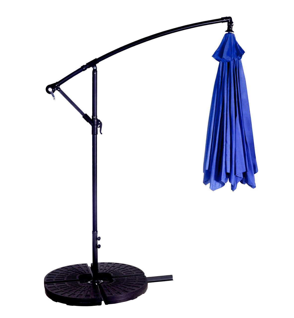 Ultraclor Ombrelone Garden Hanging 3,00 Metros - Completo Com Peso