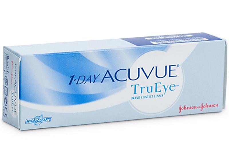 Lentes de Contato Acuvue 1 - Day Trueye Pronta Entrega