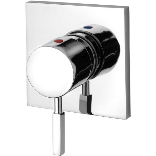 Quadra Misturador De Monocomando Chuveiro 4900 Perflex