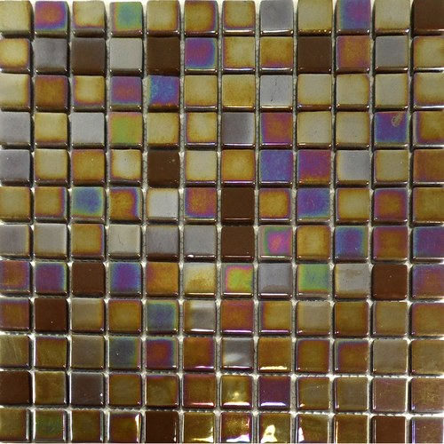 Pastilha 2,5x2,5 Eco Iris Marrom Chocolate Pç Van Gogh