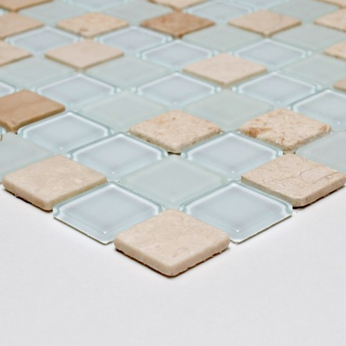Pastilha 3,0x3,0 Mix Mosaic Polar Pç Van_gogh
