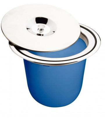 Lixeira De Embutir Clean 8L 94518/000 Tramontina