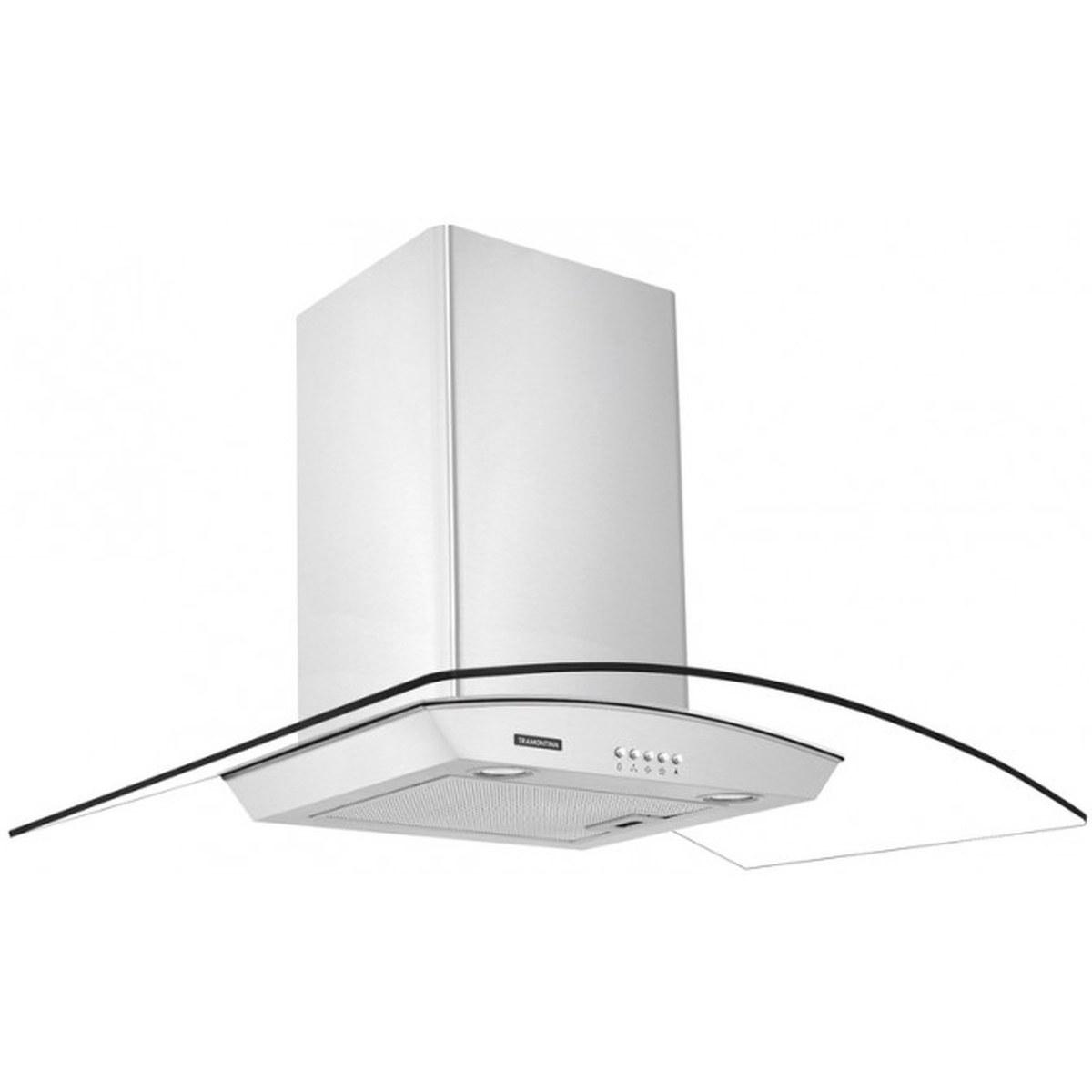 Coifa Inox/vidro Vetro 90 127V 94805/110 Tramontina