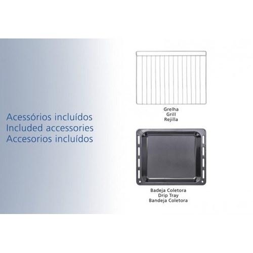 Forno Eletrico Glass Brasil B60 F3 220v Tramontina