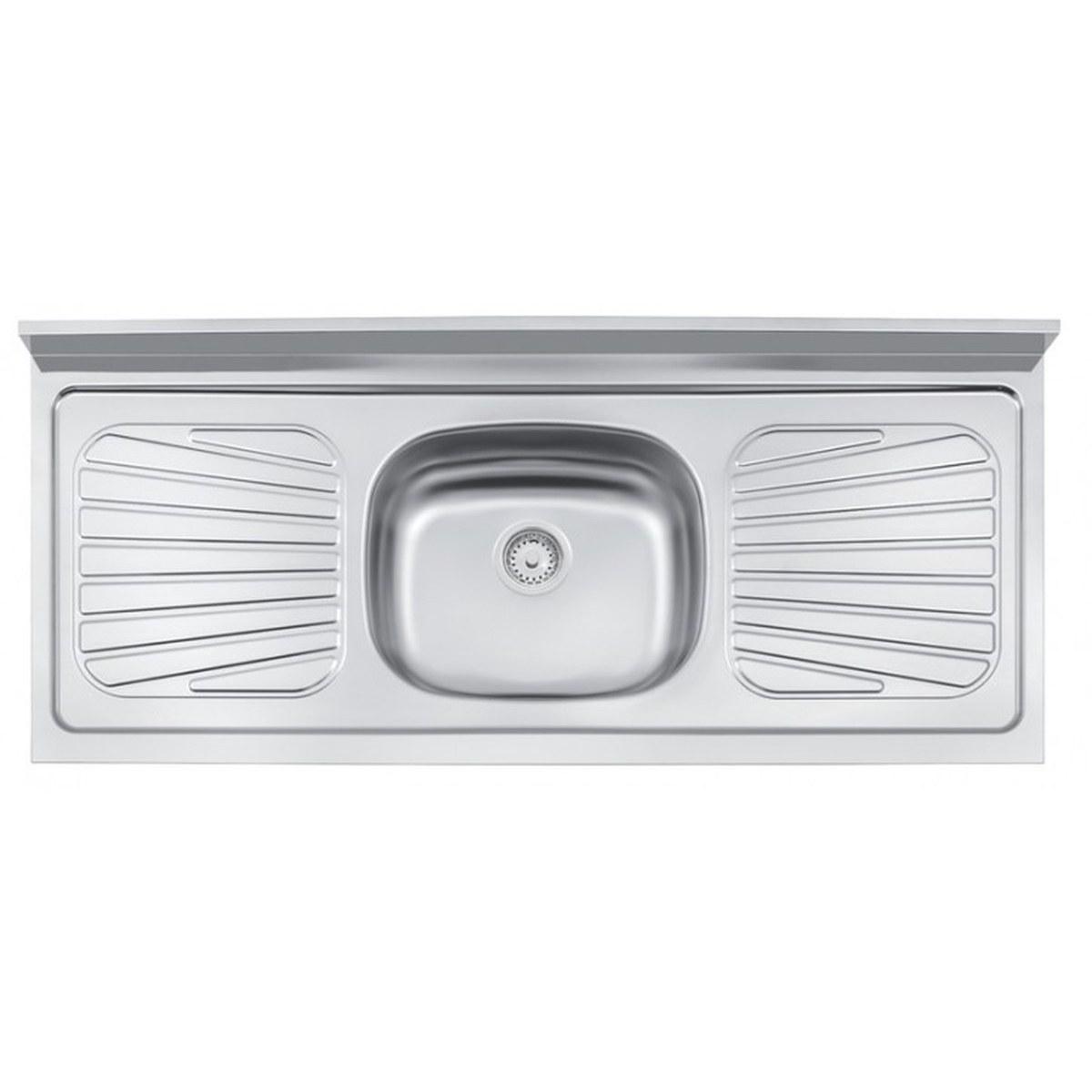 Pia Inox 1,50x52 Standard Raggi 40 S/ Valv 93042/506 Tramontina
