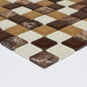 Pastilha 3,0x3,0 Mix Mosaic Caramelo Pç Van_gogh