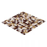 Pastilha 1,5x1,5 Mix Mosaic Coffe Pç Van_gogh