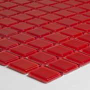 Pastilha 2,5x2,5 Cristal Vermelha Pç Van_gogh