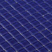 Pastilha de Vidro 30x30 Azul Lbg23-BLUE 2,3X2,3 La Bella