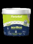 Rejunte Acrílico Premium Cinza Ártico 1kg Portokoll