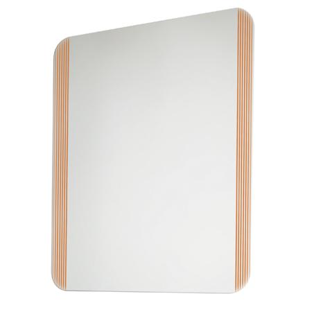Gabinete C/espelho Cris-classic 62,5cm Laranja 933 Cris