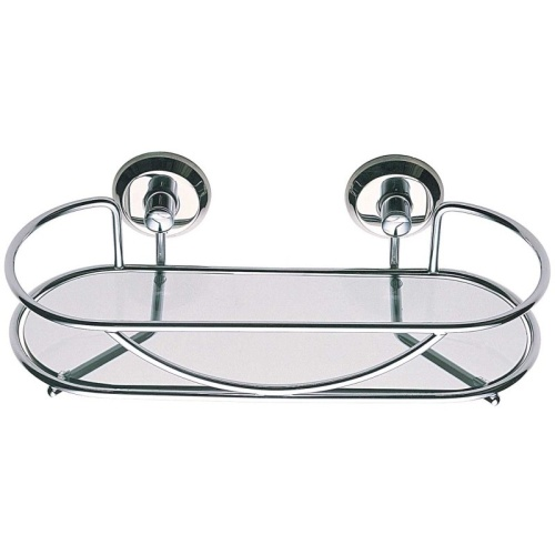 Versailles Porta Shampoo com Vidro 49-V Moldenox