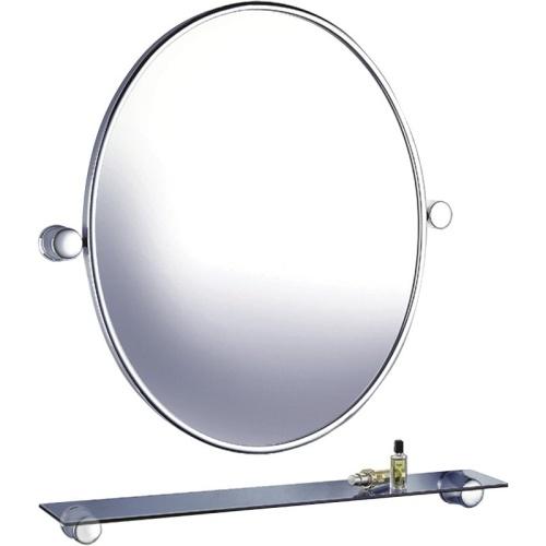 Espelho 511 Oval Natura 60x78 Crismetal