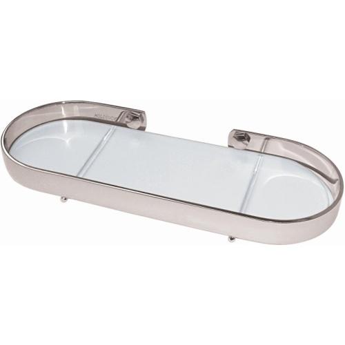 Hillux Porta Shampoo com Vidro 049t-HLCRCR Moldenox