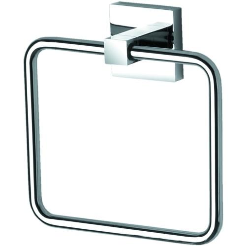 Porta Toalha Rosto Quadra Perflex