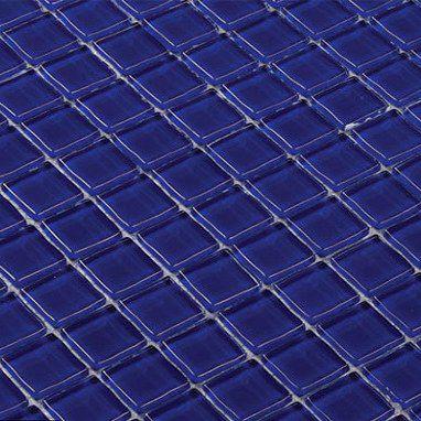 Pastilha de Vidro 30x30 Azul Lbg23-BLUE 2,3X2,3 La_bella