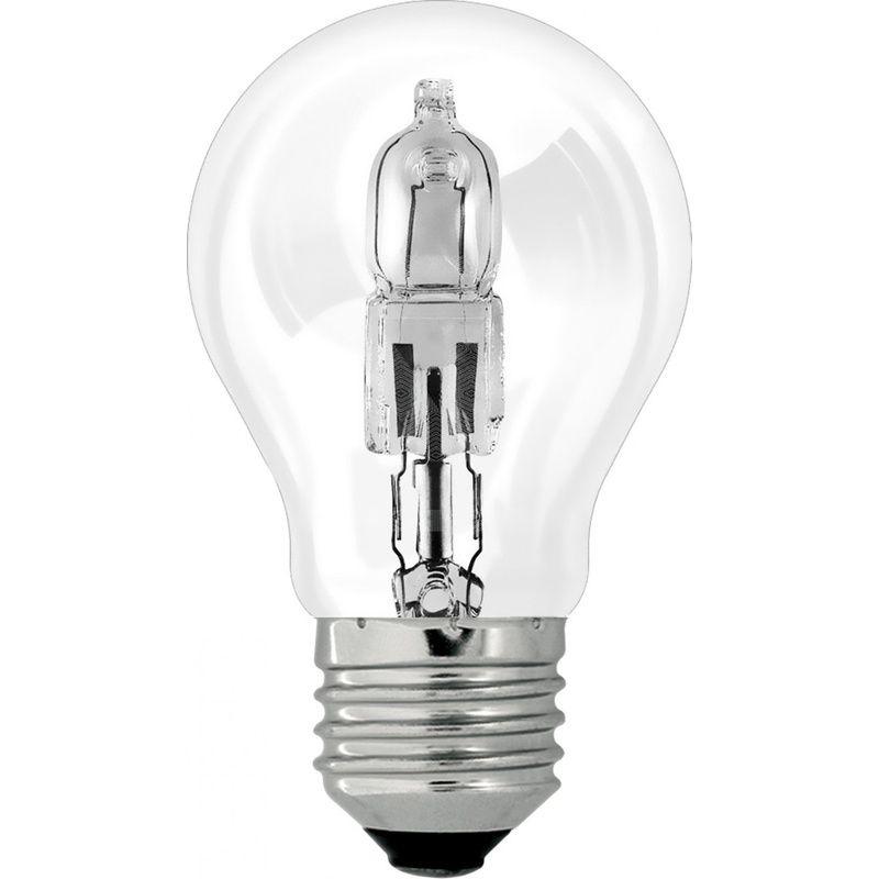 Lâmpada Halógena A55 70W 2700K 127V Dimerizável Clara Taschibra