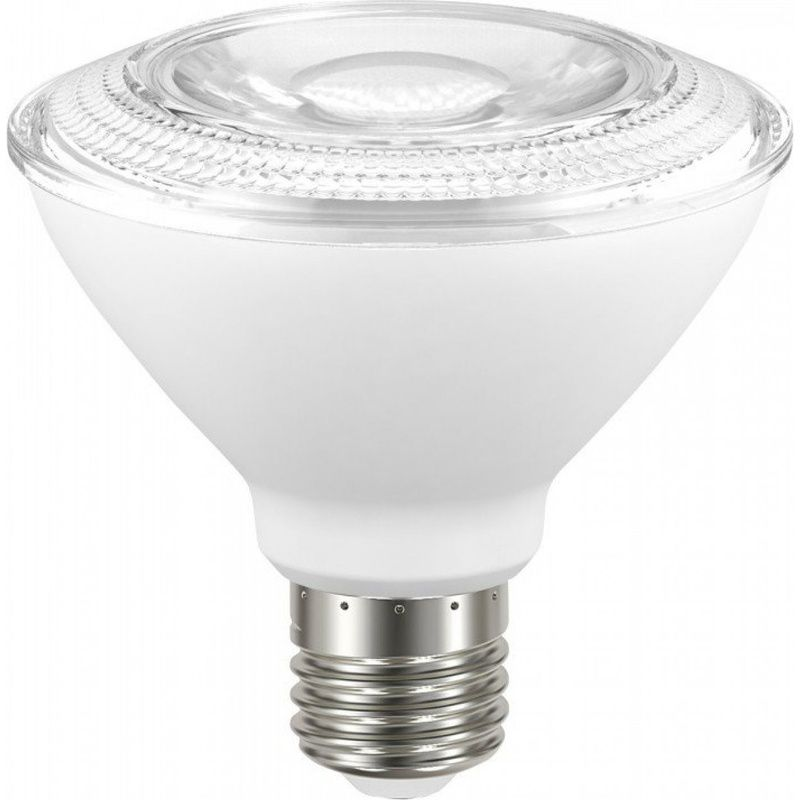 Lâmpada LED PAR 30 IP65 9W 3000K 100/240V Taschibra